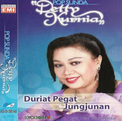 Cover Album Detty Kurnia