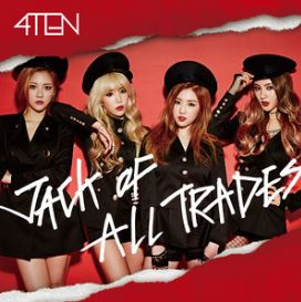 Cover Album 4Ten
