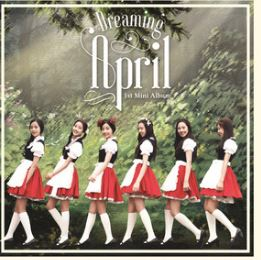 Cover Album April