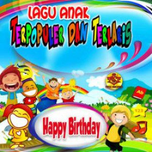 Lagu Anak - Happy Birthday