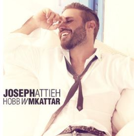 Cover Album Joseph Attieh
