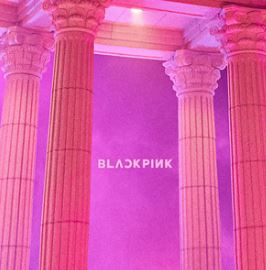 Cover Album Blackpink