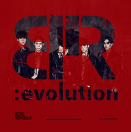 Cover Album Boys Republic