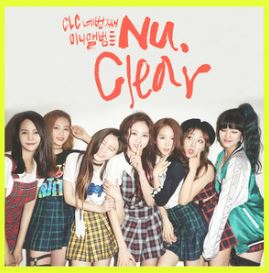 Cover Album CLC