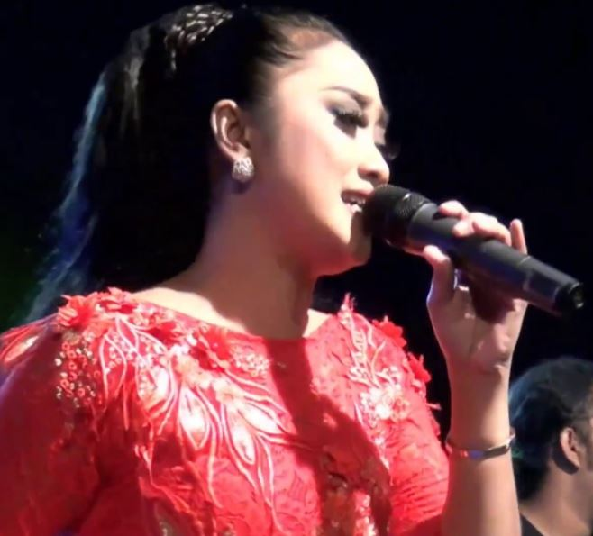Cover Album Anisa Rahma