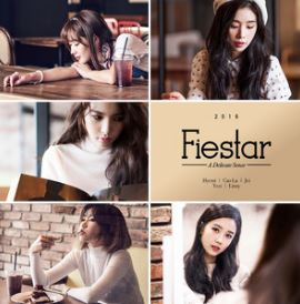 Cover Album Fiestar