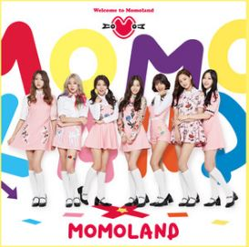 Cover Album Momoland