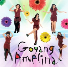 Cover Album Amelina