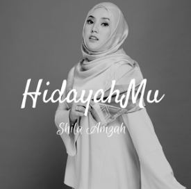 Cover Album Shila Amzah